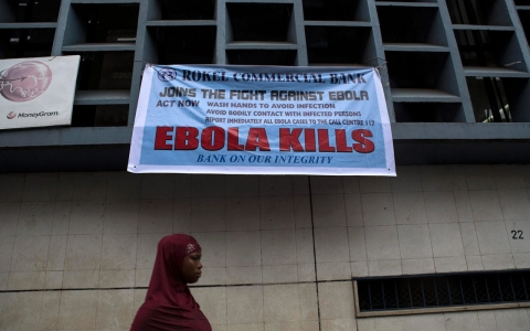 Thumbnail image for CDC: Ebola cases could reach 1.4 million by 2015