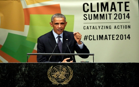 Thumbnail image for Obama urges global action to combat climate change: 'Nobody gets a pass'