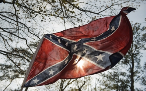 Thumbnail image for California enacts ban on Confederate flag