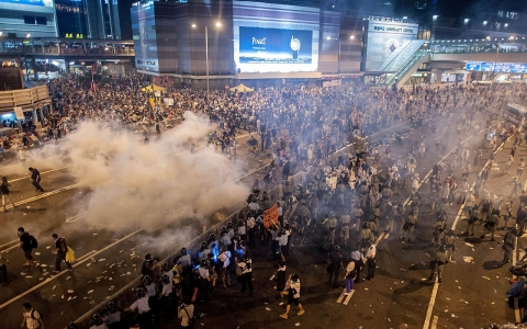 Thumbnail image for Hong Kong pro-democracy protesters set deadline for government response
