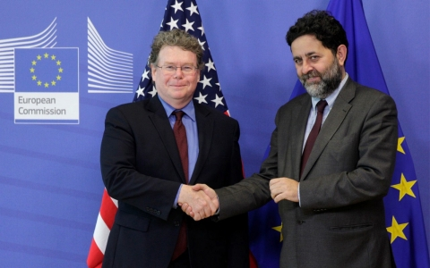 Thumbnail image for Explainer: TTIP aims to boost US-EU economic ties