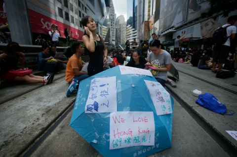 Thumbnail image for Hong Kong: Why are the protests happening?