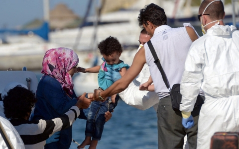 Thumbnail image for Mediterranean Sea the world's deadliest migrant crossing, report says