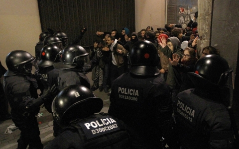 Thumbnail image for Opinion: Orwell returns to Spain