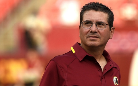 Thumbnail image for Owner's defiance on Redskins name change could end up costing him