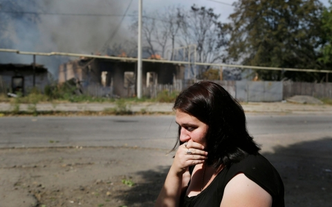 Thumbnail image for In war-ravaged eastern Ukraine, few thought cease-fire would last