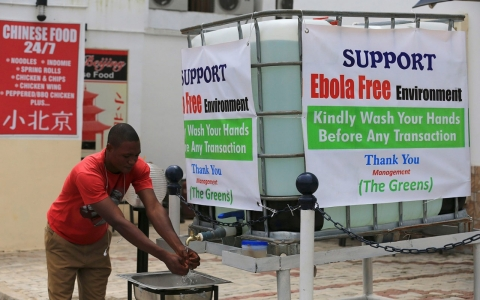Thumbnail image for Aid groups, analysts give US military wary welcome in fight against Ebola