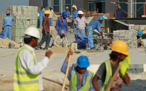 Thumbnail image for Multinational corporations play key role in Qatar labor abuses