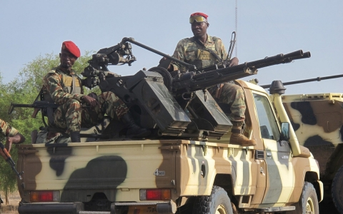 Thumbnail image for Official: Cameroon army kills over 100 Boko Haram fighters