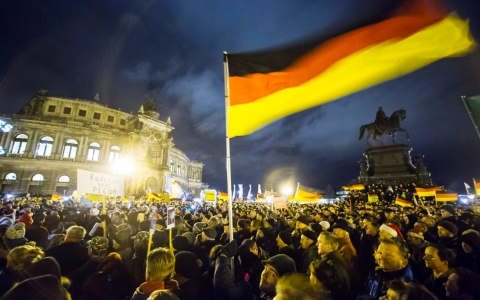 Thumbnail image for German anti-Islam movement hopes for big showing at Leipzig rally