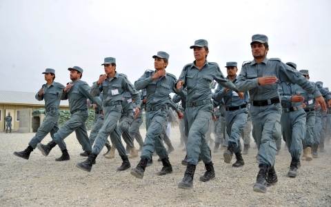 Thumbnail image for Afghanistan's $3.6 billion police problem: Broken systems and corruption
