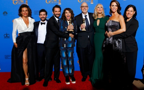 Thumbnail image for 'Transparent' breaks ground at the Golden Globes