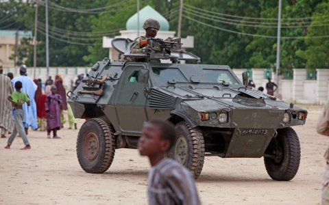 Thumbnail image for Why Nigeria's military is losing the battle against Boko Haram