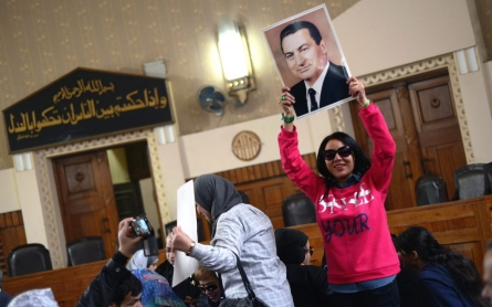 Egyptian court orders retrial for Mubarak conviction