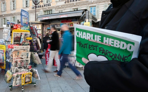 Thumbnail image for France arrests 54 for 'defending terrorism' after Charlie Hebdo attack