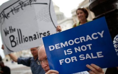 Thumbnail image for After Citizens United, wealthy donors' campaign spending skyrocketed
