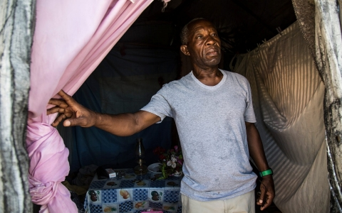 Thumbnail image for Haiti's political impasse a distant crisis for the disaffected poor
