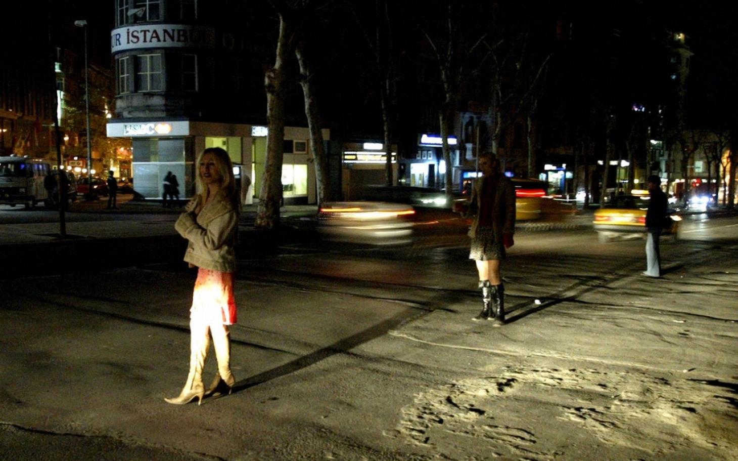 Улицы Где Стоят Проституток Воронеж