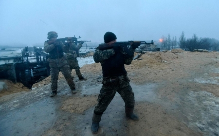 Future of peace talks in question as Ukraine cease-fire gives way