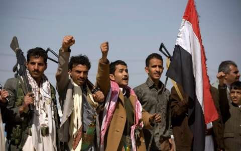 Thumbnail image for  Houthi march on Yemen's capital a prelude to showdown with Al-Qaeda
