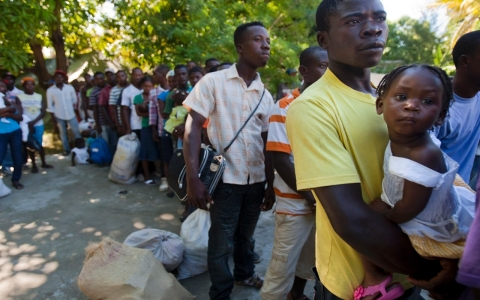 Thumbnail image for Dominican Republic cancels meeting with Haiti amid deportation controversy
