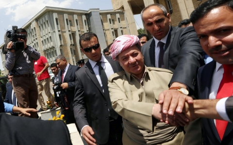 Thumbnail image for Kurds angered by anti-ISIL conference snub