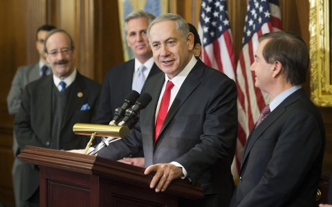 Thumbnail image for How Netanyahu's speech to Congress could save his re-election