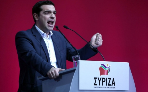 Thumbnail image for Greek voters look left for Syriza to end economic catastrophe