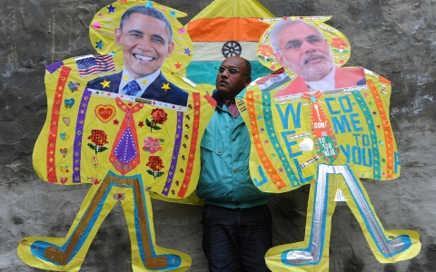 Thumbnail image for Obama visits an India with growing religious intolerance