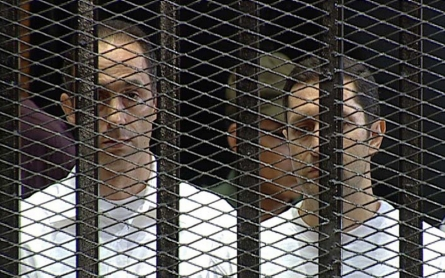 Mubarak's two sons reportedly freed from Egyptian prison