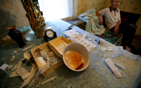Thumbnail image for War in Ukraine threatens to worsen HIV crisis