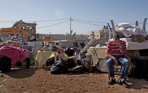 Thumbnail image for UN slams Israel's demolition of Palestinian homes