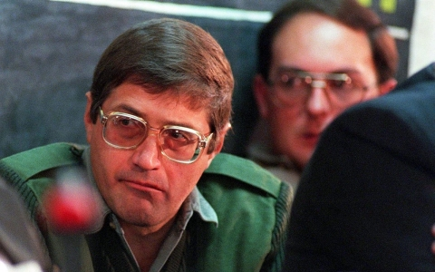 Thumbnail image for South Africa grants parole to apartheid hitman