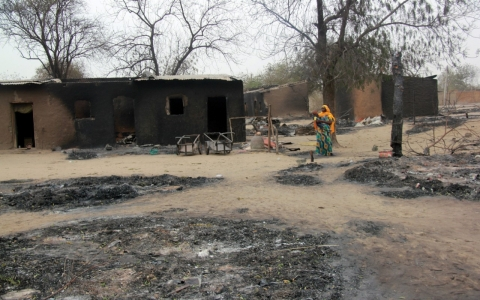 Thumbnail image for Boko Haram captures military base in Nigeria