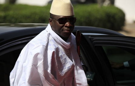 2 men charged in US in attempted Gambia coup