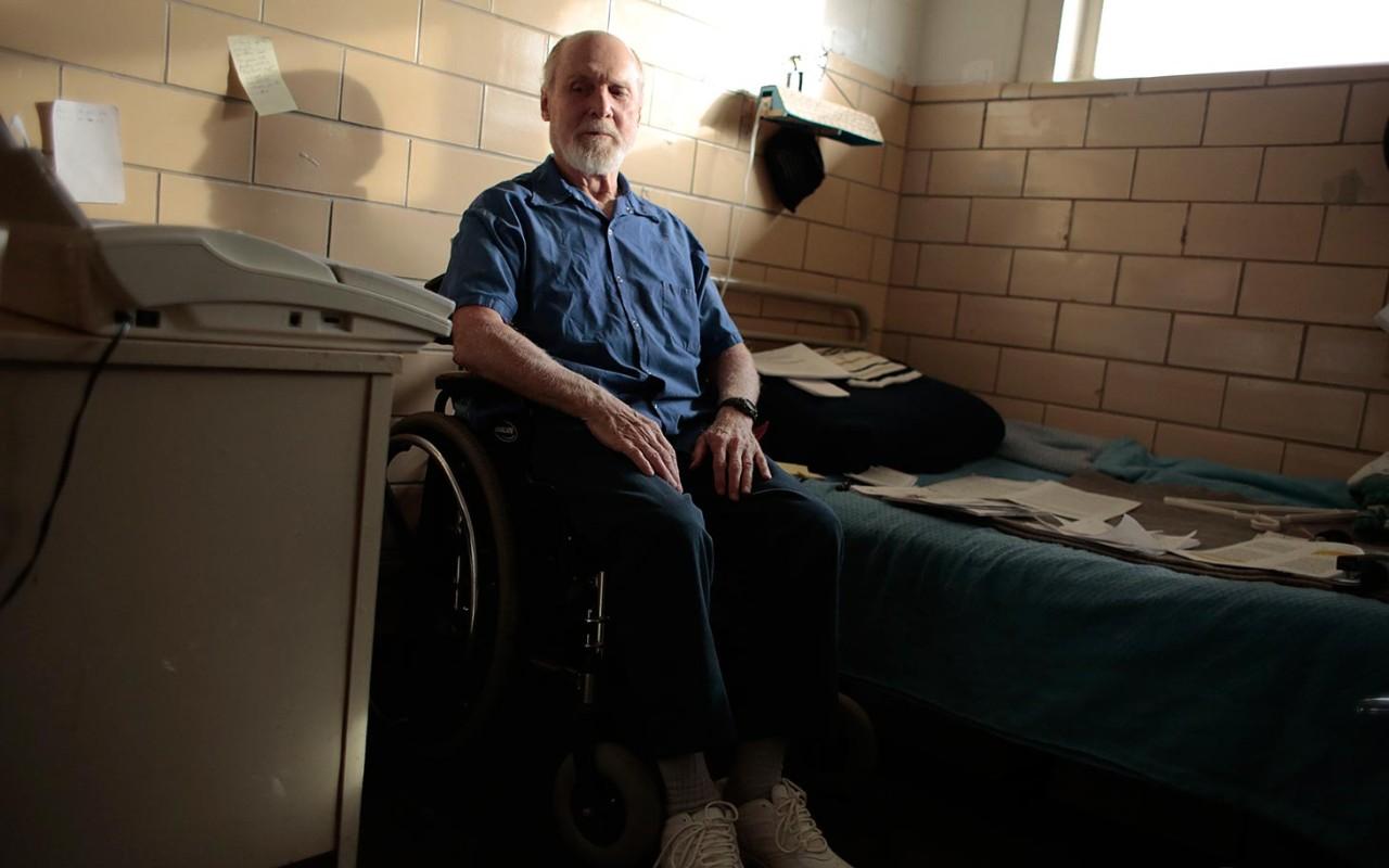 Prison of elders have matchmaking
