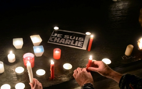 Thumbnail image for Je suis Charlie': Victims of Paris magazine attack mourned across Europe
