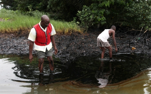 Thumbnail image for Shell to pay $83.5M for Nigeria oil spill