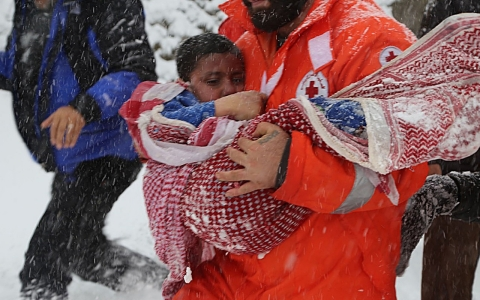Thumbnail image for 'We are slowly dying here': Syrian refugees suffer in storm-hit Lebanon