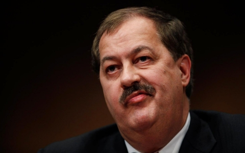 Thumbnail image for In rare criminal case, coal baron faces trial