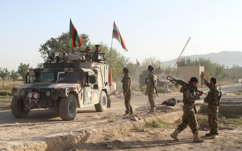 Thumbnail image for Taliban threaten second Afghan provincial capital as insurgency spreads
