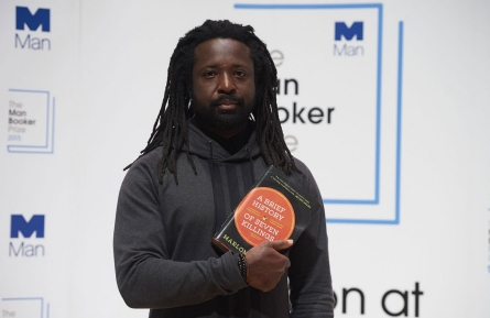 Marlon James becomes first Jamaican to win Man Booker prize