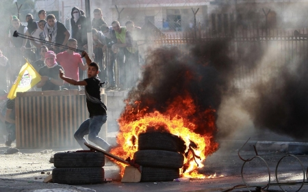 Peace process over, it's Year Zero for Israelis and Palestinians