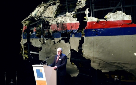 MH17: Report blames Russian-made missile for downed flight