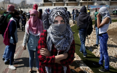 Young Palestinians sound off on current unrest, Israeli occupation