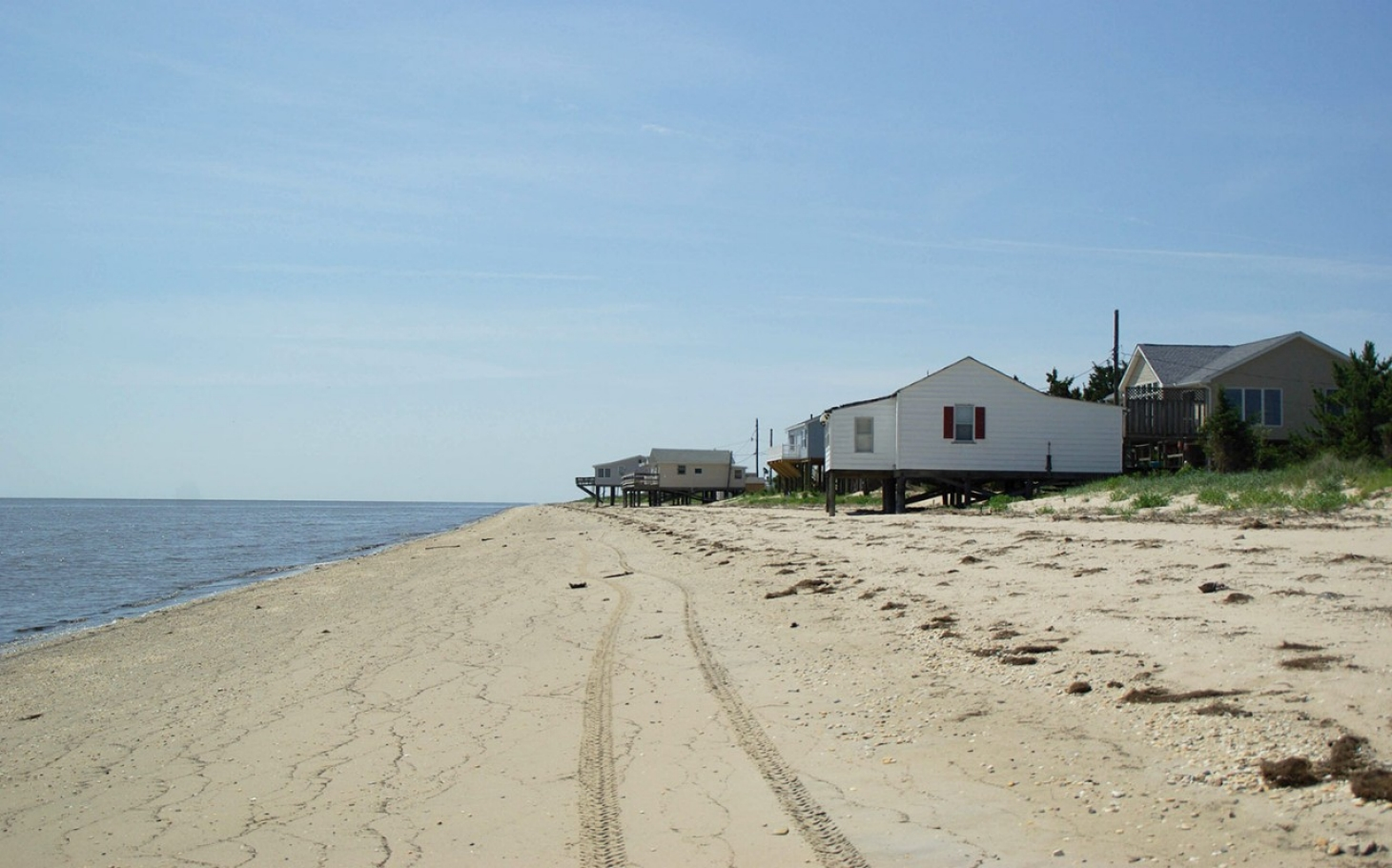 Delaware Feels Effects Of Climate Change Al Jazeera America