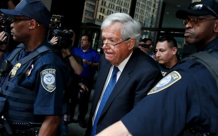 Dennis Hastert to plead guilty in hush-money case