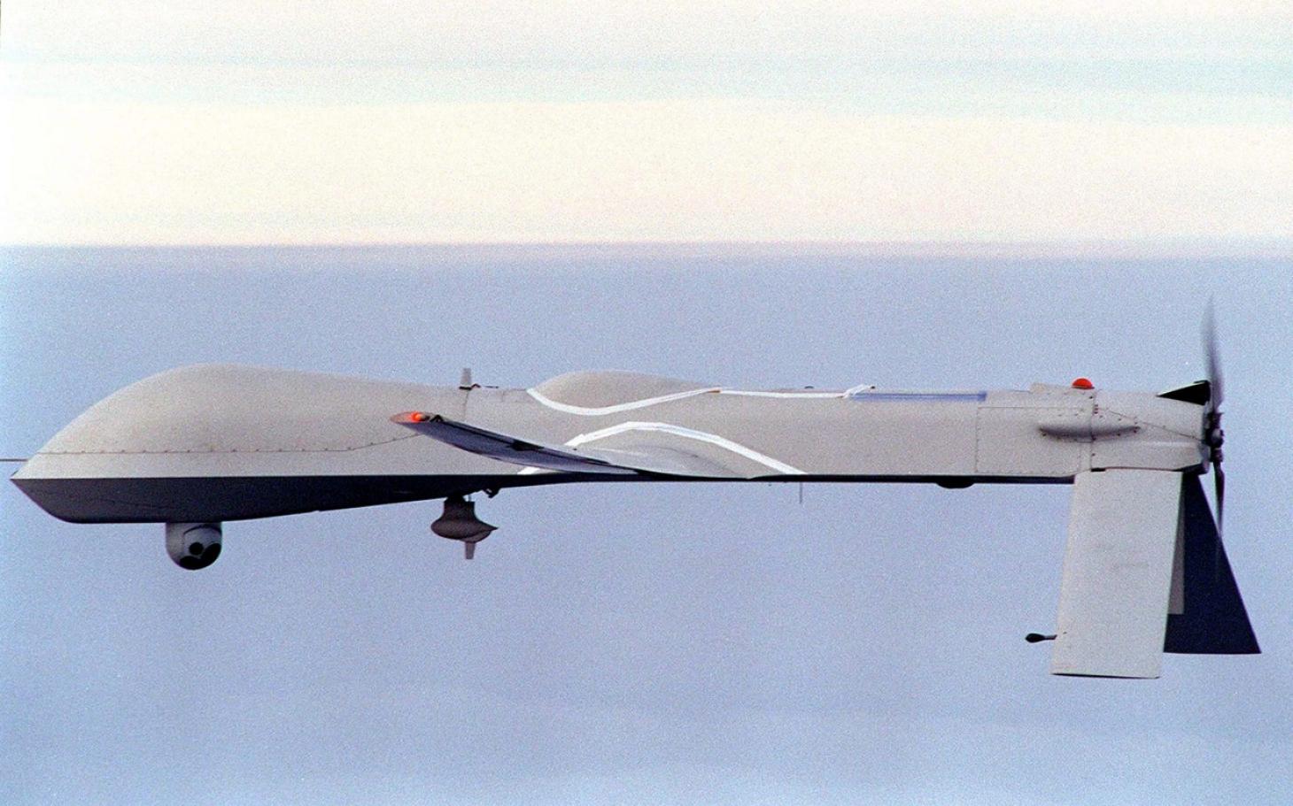 Leak Of US Intelligence Shows Drone Program