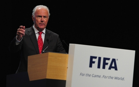 FIFA to probe allegations that Germany secured 2006 World Cup with bribes