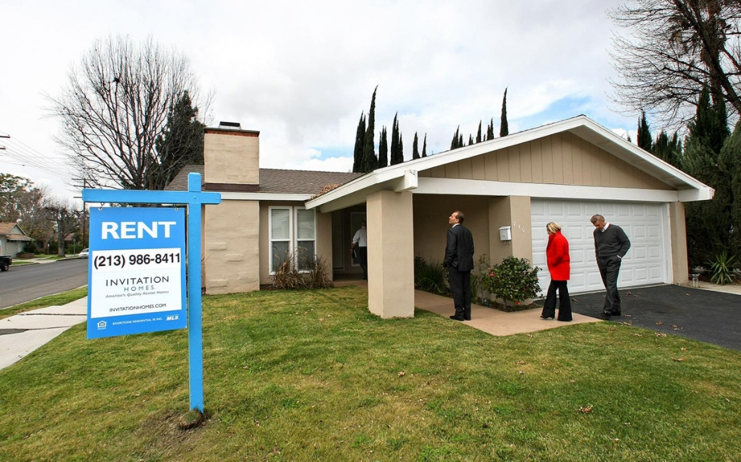 Public pensions invest big in blackstone rentals al for American family homes for rent